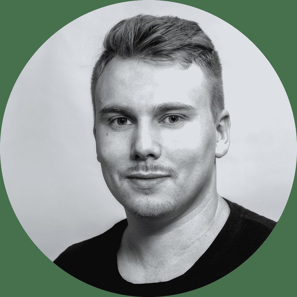 Nikolai Kuhn, Web Developer